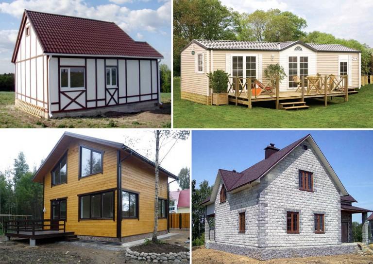 Как недорого своими руками построить дом