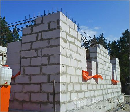 Строительство домов из газобетона отзывы